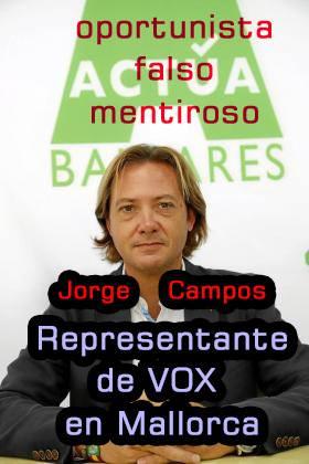 ¡ Qué pena de VOX !