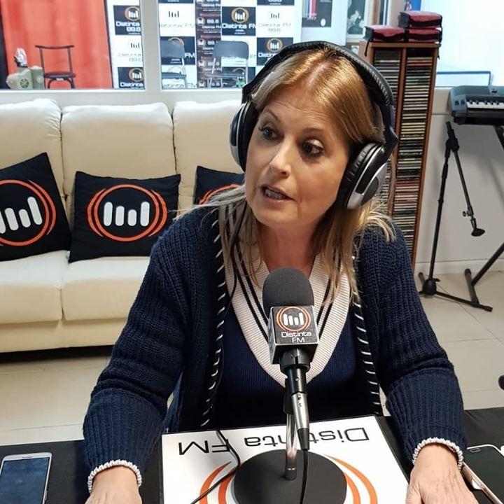 La Dra. Maria Luisa Celorrio, especialista en drogodepe...