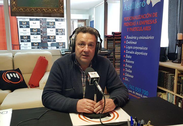 EL COLEGIO PUENTE DE ASTILLERO EN DISTINTA FM.  DISTINT...