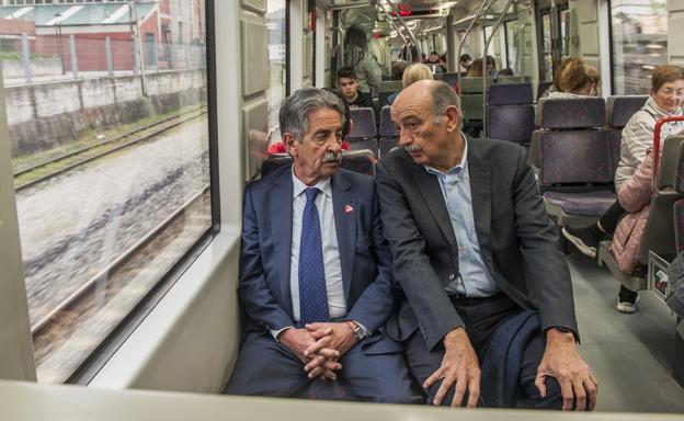 """ASCO, MUCHO ASCO DE ELECCIONES.  Revilla y Mazón, dos """"..."""